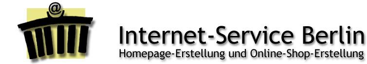 Logo von Internet Service Berlin - Websites mit CMS, Homepages mit CMS, Internetagentur für Webdesign und Firmenhomepages in Berlin, Homepage erstellen Berlin, Website erstellen Berlin - Hier klicken, um zur Startseite zu gelangen