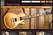 Referenz Online-Shop ABM Guitar Parts  - Internet-Service Berlin - Webdesign, Homepage-Erstellung, Online-Shop-Erstellung