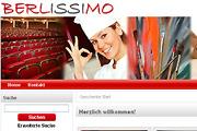 Referenz Online Shop Berlissimo - Referenzen Internet-Service Berlin - Webdesign, Homepage-Erstellung, Online-Shop-Erstellung