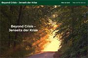 Referenz Beyond Crisis, Führungskräfte-Coaching, Strategieentwicklung, Berlin - Internet-Service Berlin - Webdesign, Homepage-Erstellung, Online-Shop-Erstellung