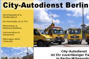 Referenz City Autodienst Berlin - Referenzen Internet-Service Berlin - Webdesign, Homepage-Erstellung, Online-Shop-Erstellung