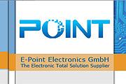 Referenz Website E-Point Electronics GmbH, Berlin - Internet-Service Berlin - Webdesign, Homepage-Erstellung, Online-Shop-Erstellung