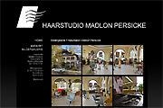 Referenz Haartsudio Madlon Persicke, Berlin-Lichtenrade - Referenzen Internet-Service Berlin - Webdesign, Homepage-Erstellung, Online-Shop-Erstellung