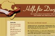 Referenz Hilfe für Darfur e. V. - Internet-Service Berlin - Webdesign, Homepage-Erstellung, Online-Shop-Erstellung