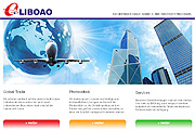Referenz Website LIBOAO Global Trading, Berlin - Internet-Service Berlin - Webdesign, Homepage-Erstellung, Online-Shop-Erstellung
