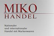Referenz Website MIKO Handel - Internet-Service Berlin - Webdesign, Homepage-Erstellung, Online-Shop-Erstellung