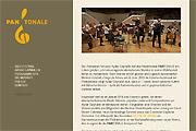 Referenz Musikefestival Pantonale - Internet-Service Berlin - Webdesign, Homepage-Erstellung, Online-Shop-Erstellung