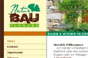 Referenz Naturbauplanung Blüthner Berlin - Referenzen Internet-Service Berlin - Webdesign, Homepage-Erstellung, Online-Shop-Erstellung