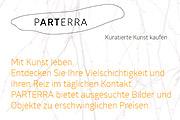 Referenz Online-Shop parterra.de, Kuratierte Kunst kaufen - Internet-Service Berlin - Webdesign, Homepage-Erstellung, Online-Shop-Erstellung