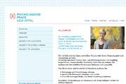 Referenz Website Psychologin Gesa Dippel - Internet-Service Berlin, Webdesign, Homepage-Erstellung, Online-Shop-Erstellung