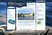 Referenz Seehotel Zeuthen - Internet-Service Berlin - Webdesign, Homepage-Erstellung, Online-Shop-Erstellung