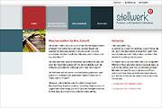 Referenz Website Stellwerk Personalberatung - Internet-Service Berlin - Webdesign, Homepage-Erstellung, Online-Shop-Erstellung