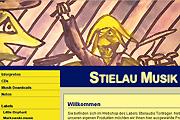 Referenz Online Shop Stielau Musik - Referenzen Internet-Service Berlin - Webdesign, Homepage-Erstellung, Online-Shop-Erstellung