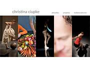 Referenz Tänzerin Christina Ciupke - Internet-Service Berlin - Webdesign, Homepage-Erstellung, Online-Shop-Erstellung