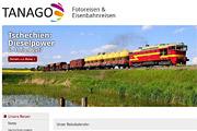 Referenz Website Tanago Erlebnisreisen - Internet-Service Berlin - Webdesign, Homepage-Erstellung, Online-Shop-Erstellung