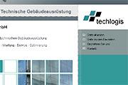 Referenz Techlogis Gebäudetechnik, Berlin - Referenzen Internet-Service Berlin - Webdesign, Homepage-Erstellung, Online-Shop-Erstellung