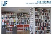 Referenz Tischlerei Jens Frohner, Berlin-Neukölln - Internet-Service Berlin - Webdesign, Homepage-Erstellung, Online-Shop-Erstellung