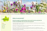 Referenz UrGrund Immobilien, Bad Harzburg - Internet-Service Berlin - Webdesign, Homepage-Erstellung, Online-Shop-Erstellung