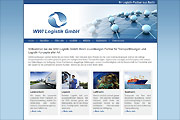 Referenz Website WWI Logistik, Berlin - Internet-Service Berlin - Webdesign, Homepage-Erstellung, Online-Shop-Erstellung
