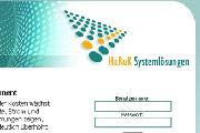 Referenz HaRuK Systemlösungen - Referenzen Internet-Service Berlin - Webdesign, Homepage-Erstellung, Online-Shop-Erstellung