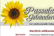 Referenz Website Passalacqua Gebäudereinigung Berlin - Internet-Service Berlin - Webdesign, Homepage-Erstellung, Online-Shop-Erstellung